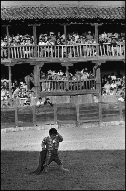 Cristina Garcia Rodero. SPAIN. Toro. 1976. The matador.