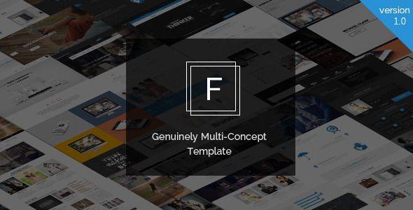 Fajar | The Multi-Purpose HTML5 Template