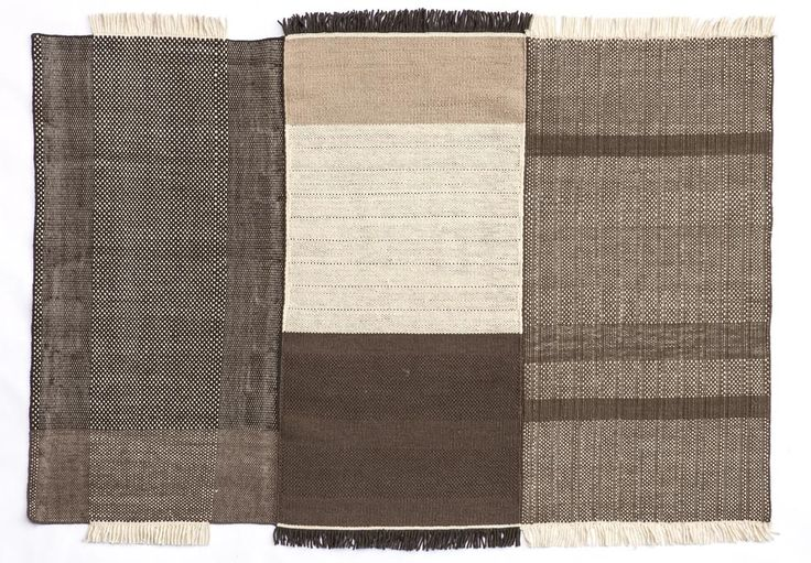 Chocolate! Our new and delicious color of our TRES Rug.