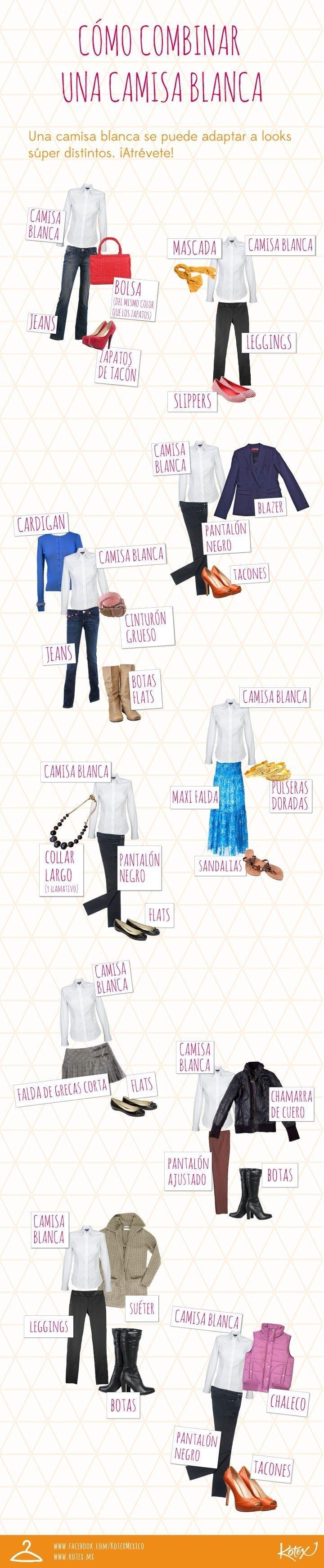 18 Guías visuales de estilo que toda mujer necesita en su vida