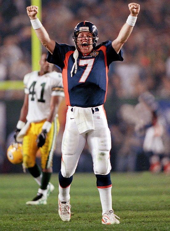 Broncos' John Elway Says He Can Sling it, Just Not Get Hit | Robert Littal Presents BlackSportsOnline