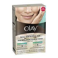 Olay Smooth Finish Facial Hair Removal Duo