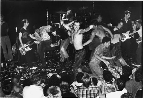 Dead Kennedys live in 1980's