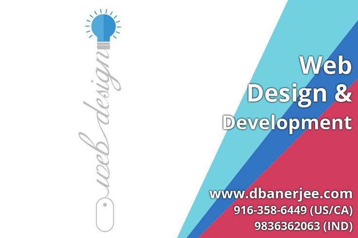 #Web #Design & #Development With constant evolution of web technology, increasing numbers of businesses online and consistent rise of competition on virtual space, website designing has become a challenge in terms of simplicity https://dbanerjee.com/expertise/mobile-web-design-development-india/