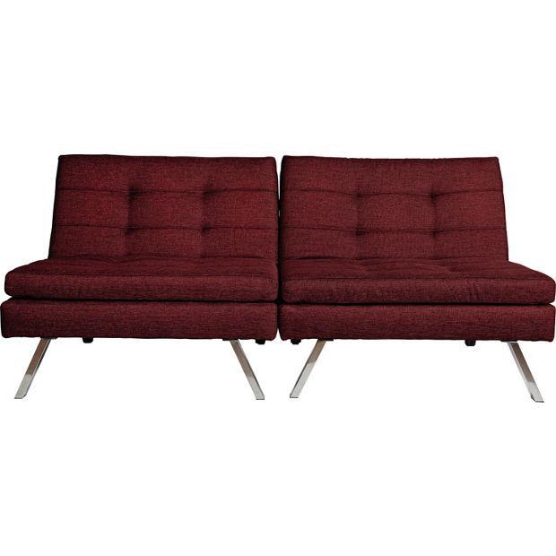 Buy Argos Home Duo 2 Seater Clic Clac Sofa Bed