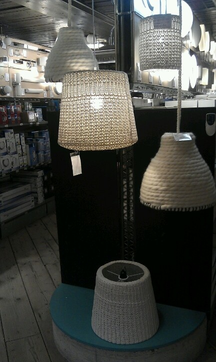 114 best crochet lampshade images on pinterest lampshades supergave lampenkappen greentooth Images