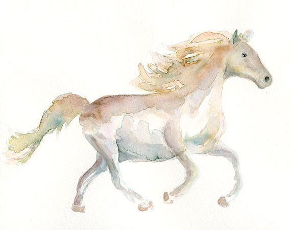 17 Best images about Watercolor Horses on Pinterest ...