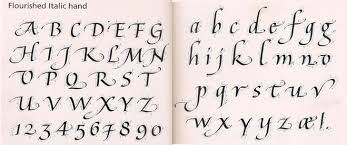 Calligraphy Flourishing for Beginners + Free Worksheet