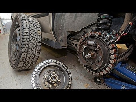 Development of In-Wheel Motor for Retrofit Hybrid Electric Vehicle - YouTube