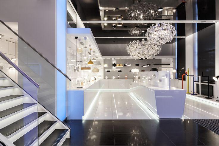 Showroom Philips Lighting to unikatowe miejsce na mapie Warszawy, które łączy wzornictwo, specjalistyczną wiedzę i technologiczny know-how oraz innowacje Philips LED. #design #interior #Philips #Showroom #Duchnicka #PhilipsLighting