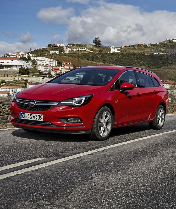 Opel Astra Sports Tourer: Mehr Platz Im Kombi-Klassiker