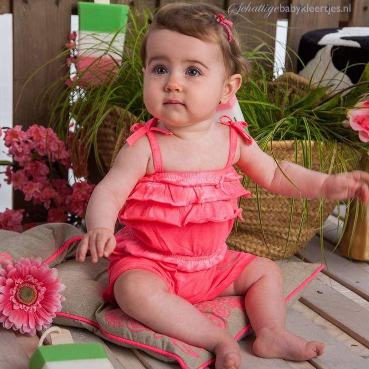 Dirkje babykleding Jumpsuit Loving Hearts - Dirkje babykleding