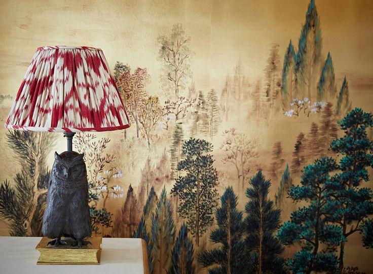 de Gournay: Nasze kolekcje - Kolekcje Tapet i Tkanin - Kolekcja Japanese & Korean |