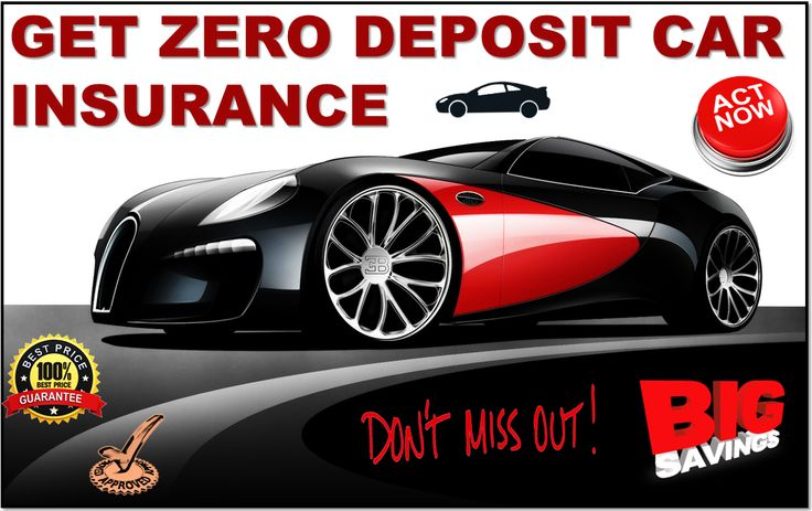 Immediate Cover Car Insurance With Zero Deposit Auto Insurance
