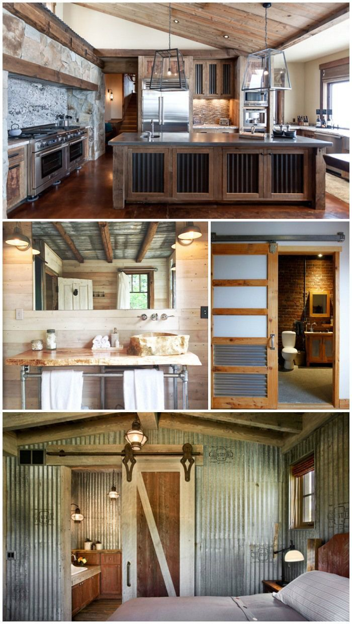 Best 25 barn living ideas on pinterest for Metal building interior ideas