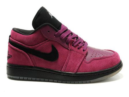 Air Jordan 1 Phat Low Grape Black,Style Air Jordan 1 Phat Grape features a  grape purple suede upper. The Swoosh, tongue, inner liner and midsole of  the Air ...
