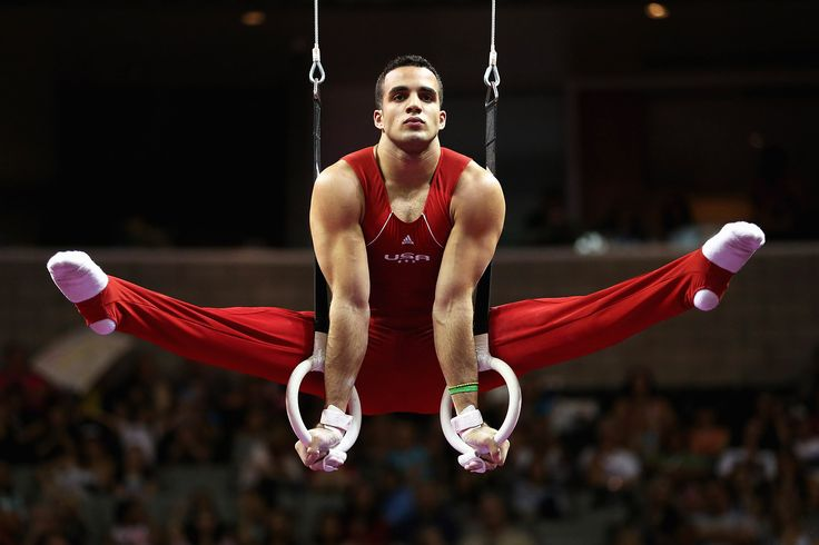 Danell Leyva 2012 Olympics