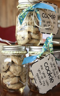 Cinnaberry Suite: Cookies for the Teacher!