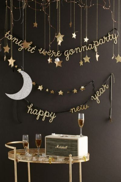 Set The Mood For Festivities Holiday New Years Eve Decorations