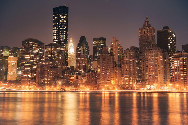 new york city skyline | NY Through the Lens - New York City Photography