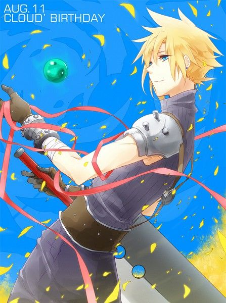 /Cloud Strife/#1223587 - Zerochan