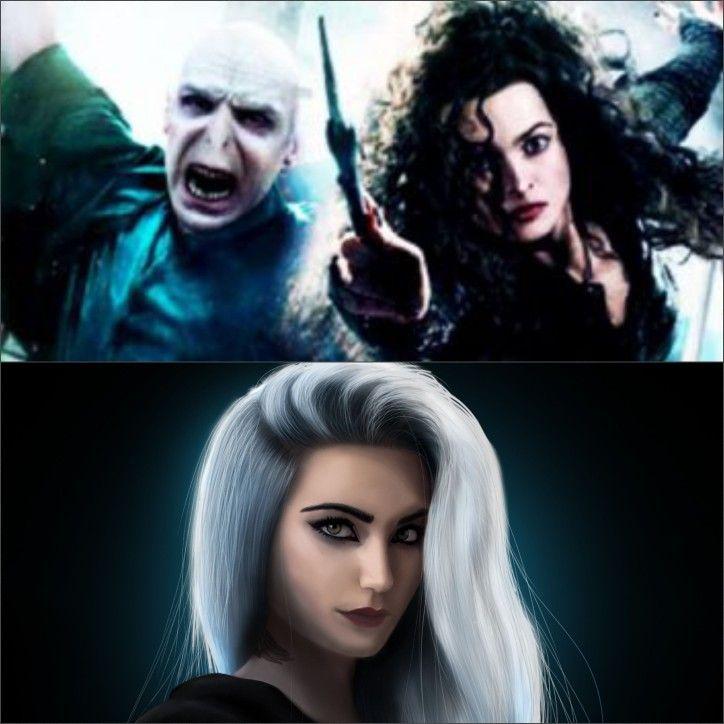 Bellatrix fanfiction tochter ist hermine The Daughter
