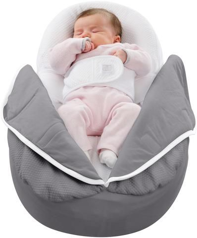 Grey Cocoonacover for Cocoonababy