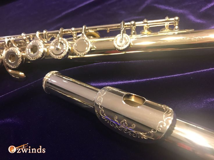 Jupiter 1011-SRBEA diMedici Hand Crafted Flute, low buy prices on these flutes.
