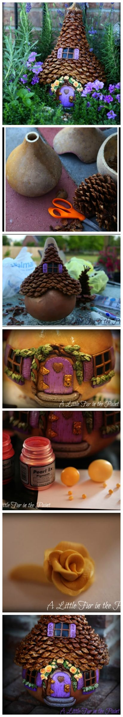 The Fairy house -  casinha de fadas