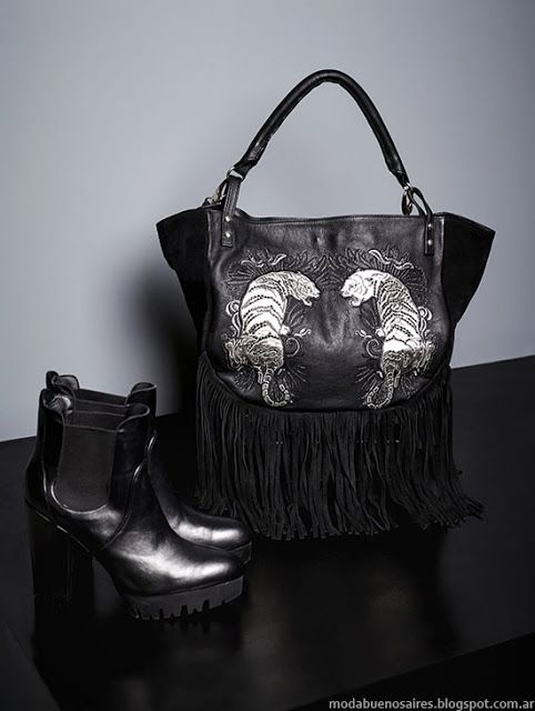 Accesorios de moda otoño invierno 2015 Kosiuko: carteras, bolsos, mocilas, zapatos y botas invierno 2015.