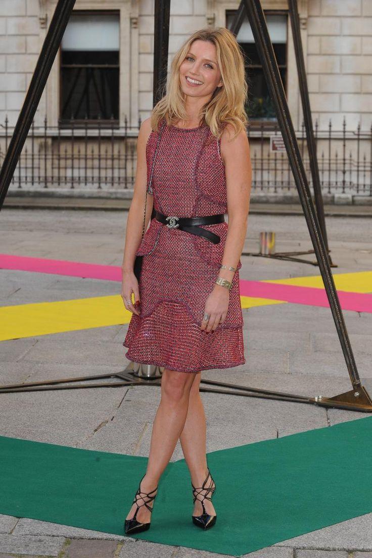 Annabelle Wallis Chris Martin Dating - August 2015
