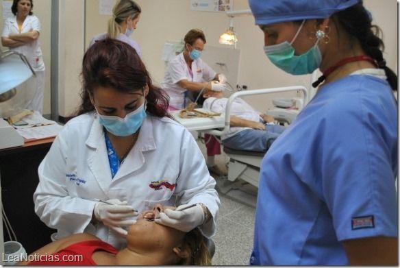 Cambio de divisas afecta la atención dental en Venezuela - http://www.leanoticias.com/2015/07/14/cambio-de-divisas-afecta-la-atencion-dental-en-venezuela/