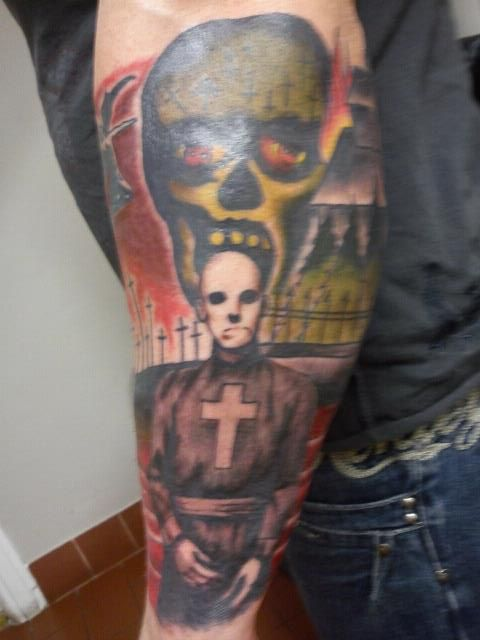Slayer Band Tattoos slayer tattoos related keywords & suggestions ...