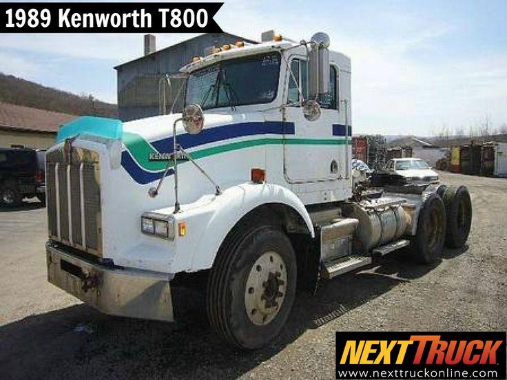 Best 25+ Kenworth Trucks For Sale Ideas On Pinterest