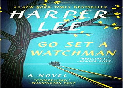 Go Set a Watchman New York Times Best Sellers