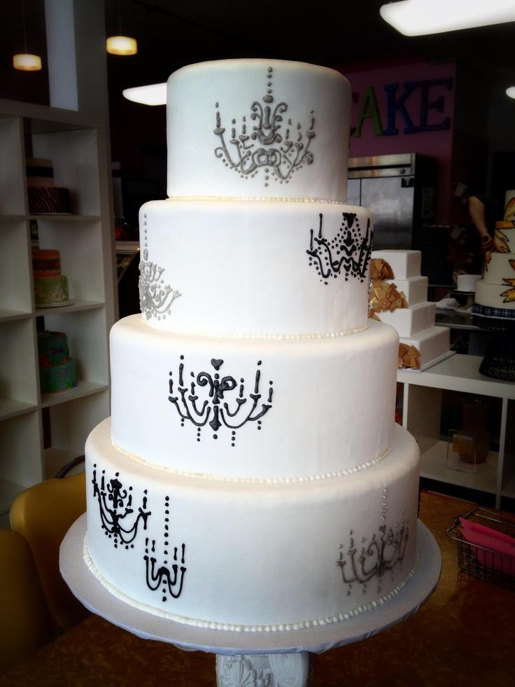Wedding Cake Shops In Cleveland Ohio