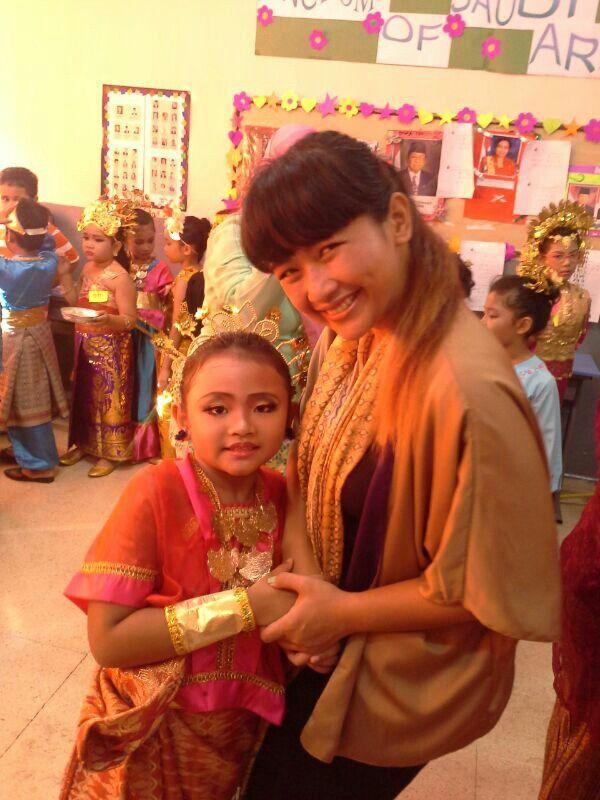 Athena on Kartini Day