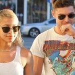 Zac Efron: La sua nuova fidanzata è Sami Miro