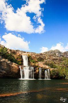 Cachoeira dos Cristais – Diamantina - Minas Gerais