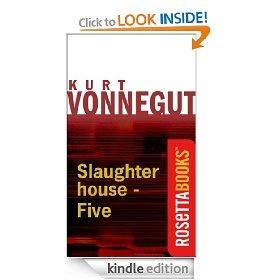 Slaughterhouse-Five (Kurt Vonnegut Series)   On my to read list this summer.