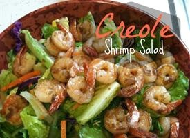 Creole Shrimp Salad from Everyday Lounge Act.