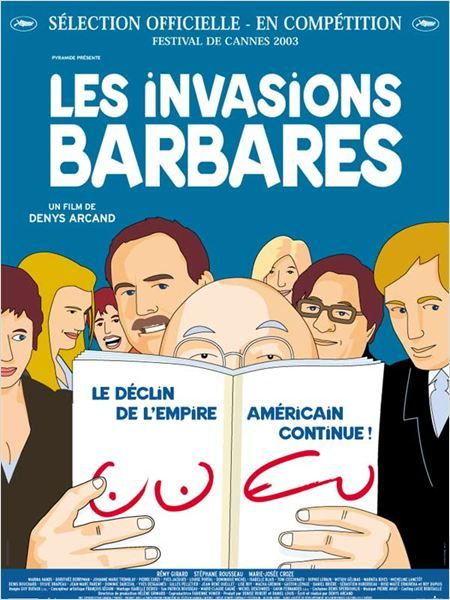 film Les invasions barbares complet vf - http://streaming-series-films.com/film-les-invasions-barbares-complet-vf/