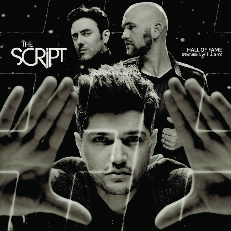 "The Script feat. will.i.am, ""Hall of Fame"""
