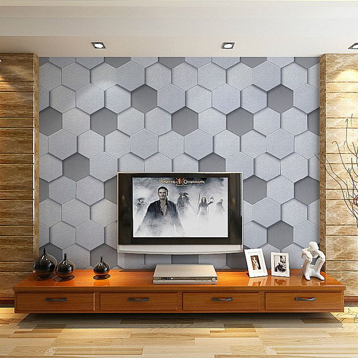 Moderne 3D Wallpapers Rolls Vinyl Muur Papier Verwijderbare Achtergrond Behang Behang Papel De Parede Muurtattoo Muurschilderingen AB5201