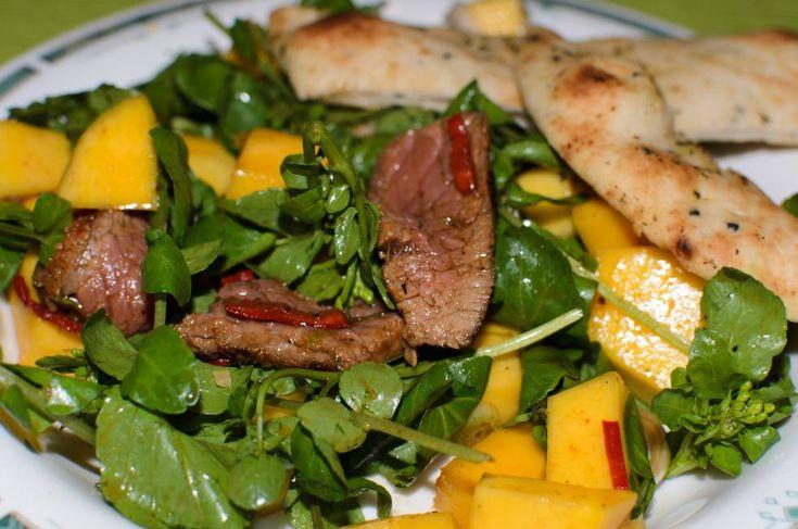 Thaise Biefstuk Salade recept | Smulweb.nl