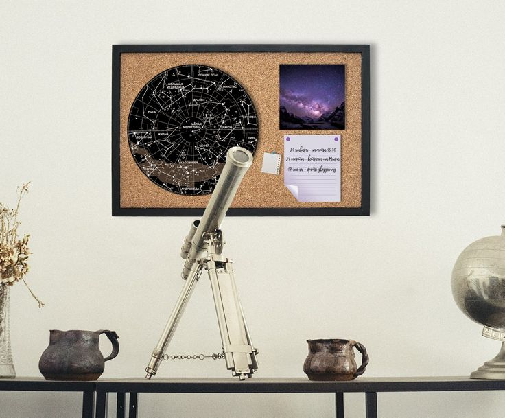 Пробковая доска для заметок / Cork board. Size: 40х60 cm. Рама / Frame: МДФ / MDF. Price: $25 #пробковаядоска #пробковыедоски #corkboard #handmade #доскадлязаметок