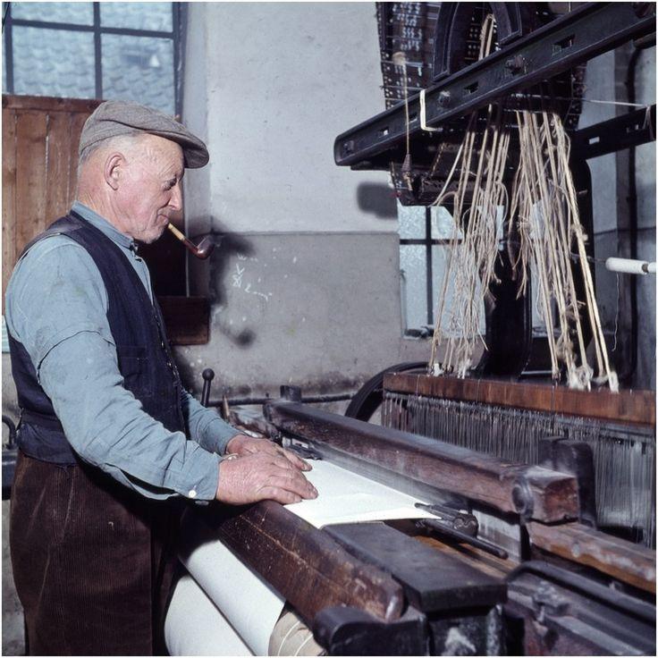 Zeelst, Molenstraat 16 het productieproces van Het Brabants Confectie Atelier - Auteur: niet vermeld - 1955 - 1965