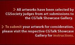 CGTalk - CG Award Gallery
