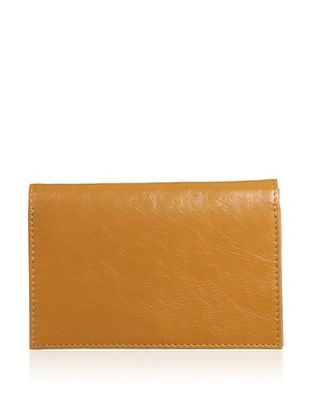 62% OFF Latico Women's Miles Passport Style Wallet, Saddle