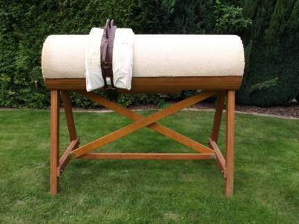 Holzpferd, Voltibock, 142 cm in Nordrhein-Westfalen - Leopoldshöhe | Pferdesättel gebraucht günstig kaufen | eBay Kleinanzeigen